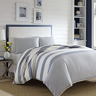 Nautica Fairwater Comforter Set, King, Blue