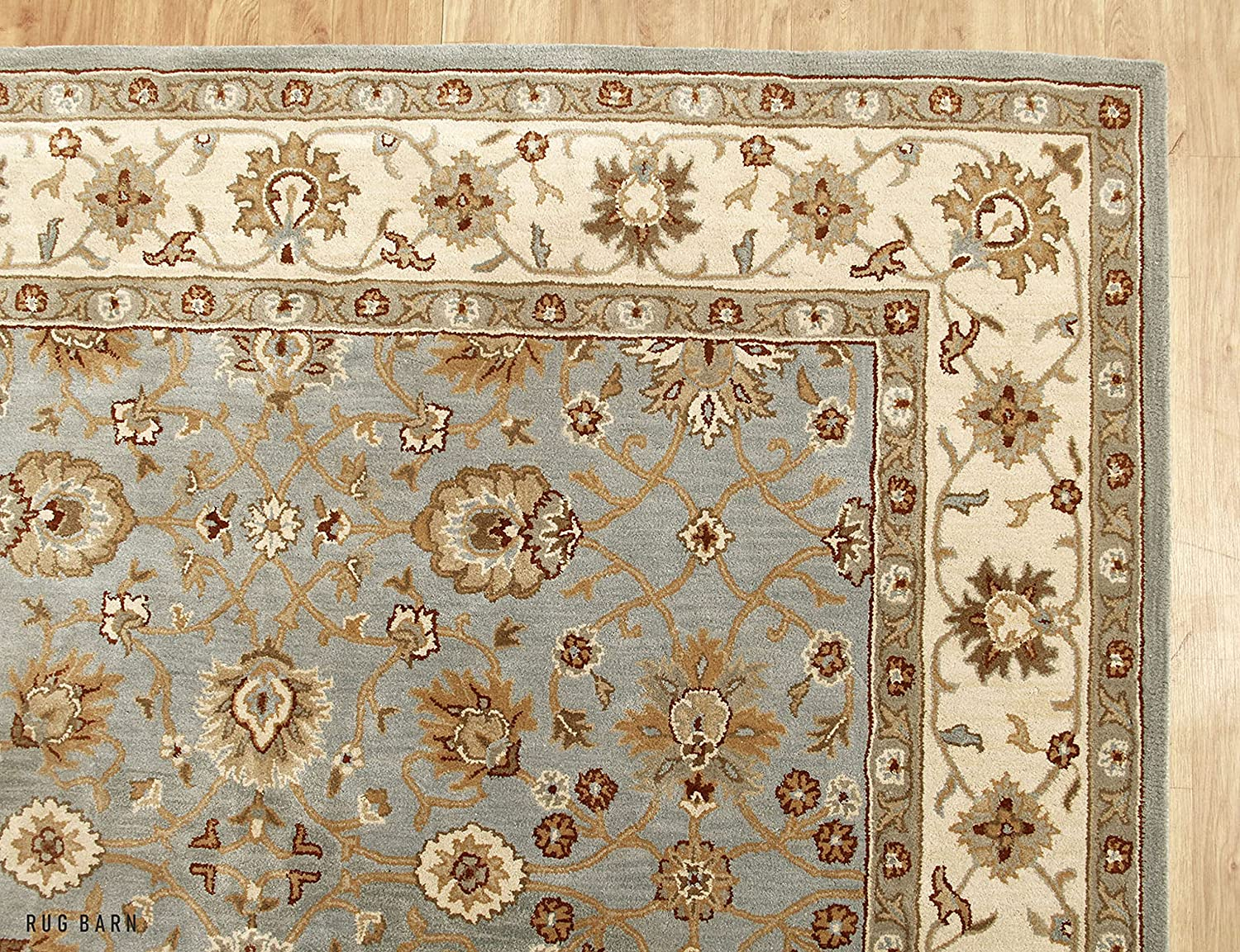 Max 60% OFF Malika 8' X 10' Feet Grey Color 100% Hand Tufted Opening large release sale Persian W Style