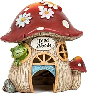 Lawn Ornaments Or Automotive Outsider >> Amazon Com Mushrooms Outdoor Statues Garden Sculptures