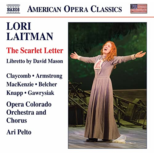 Lori Laitman: The Scarlet Letter (Live) by Dominic Armstrong on