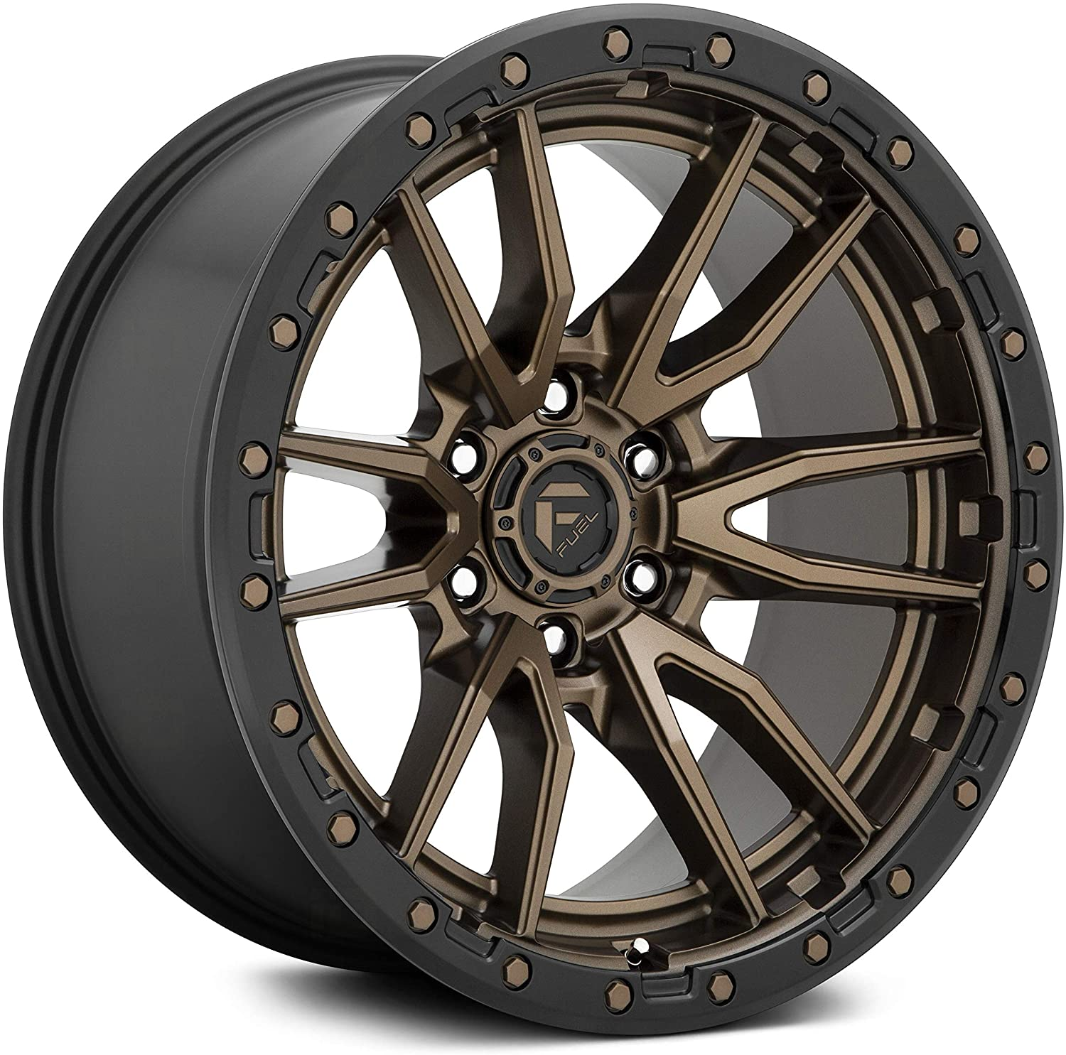 Fuel Offroad D681 REBEL BRONZE Wheel 17 Sales of SALE items from Award new works x mm inches 9. 6 139