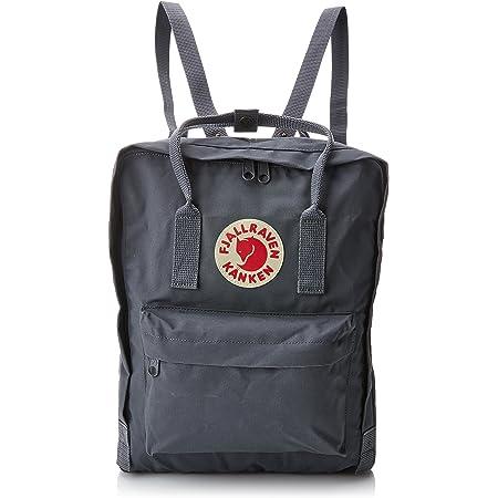 Fjällräven Unisex Adult Kånken Backpack - Super Grey, 27 x 13 x 38 cm/16 Litre