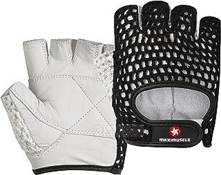 maximuscle net training gloves