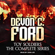 Toy Soldiers: Books 1-6 Box Set