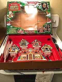 Mr. Christmas Mickey's Clock Shop by Mr. Christmas