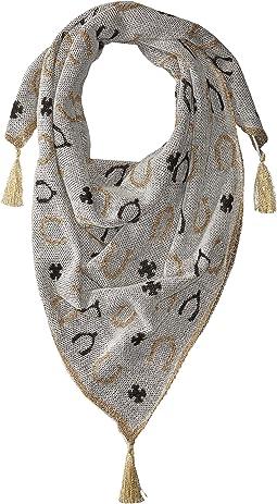 BCBGeneration - Lucky Charms Knit Bandana