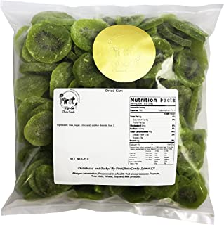Dried Kiwi 2 Pound Bulk Bag