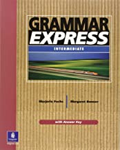 Grammar Express: For Self-Study and Classroom Use (Student Book with Answer Key)