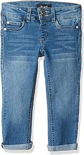 Girls' Big Double Stacked Waist Denim Jean