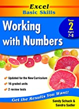 Excel Basic Skills Workbook: Working with Numbers Year 2
