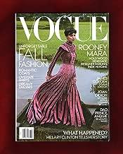 vogue magazine october 2017