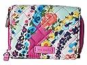 Vera Bradley Iconic RFID Card Case (Wildflower Paisley)
