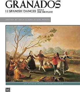 12 Spanish Dances, Op. 5