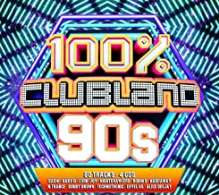 Clubland 100 90S Cd Box Set