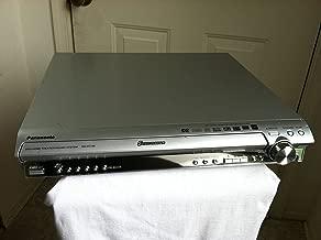 Panasonic/ST-HA730 5-Disc Changer DVD Home Theater Sound System HDCD Player, HDMI. WMA/MP3/JPEG, Advanced Progressive Scan + AM/FM Stereo Tuner. Digital Transmitter.