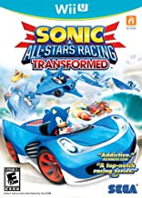 Sonic & All-Stars Racing Transformed (Nintendo Selects) - Nintendo Wii U