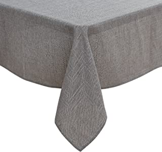 Deconovo Mantel Antimanchas Rectangular Suave Moderno