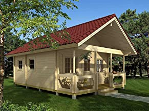 Allwood Timberline   483 SQF Cabin Kit
