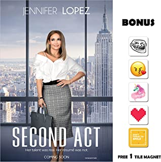 Best second act movie poster Reviews