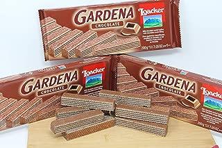 Loaker Gardena Chocolate Wafer (3 Pack) - 200 gr each