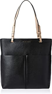 Michael Kors Womens Large Ns Tote Handbag, Black - 30F9GBFT3L