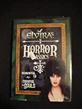 Elvira`s Horror Classics: Dementia 13 & Carnival of Souls