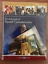 FUND.OF SPEECH COMMUNICATION >CUSTOM<