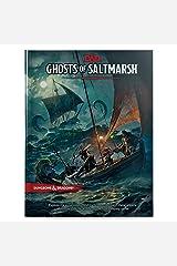 Dungeons & Dragons Ghosts of Saltmarsh Hardcover Book (D&D Adventure) Hardcover