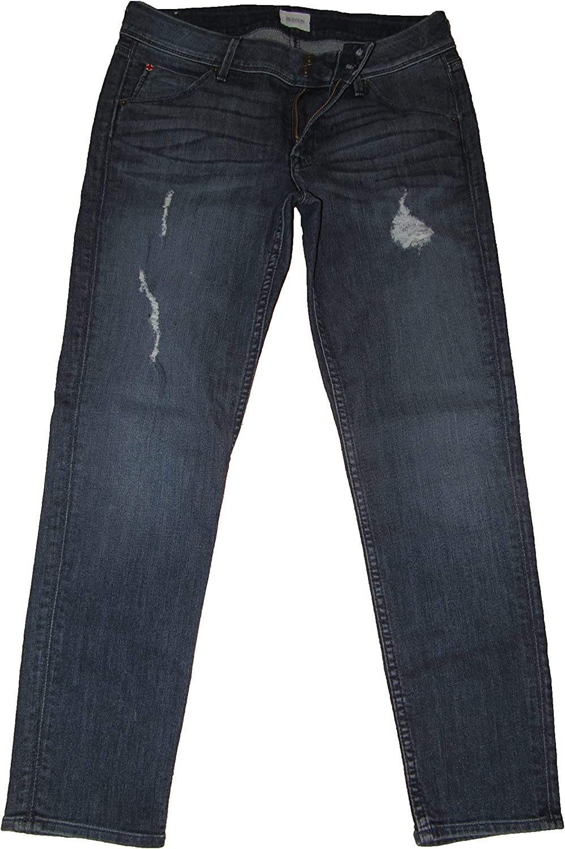 Hudson Hudon Collin Flap Skinny Ankle Jeans Womens Size 30 SAMT