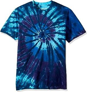 Liquid Blue Men's Spiral Streak T-Shirt