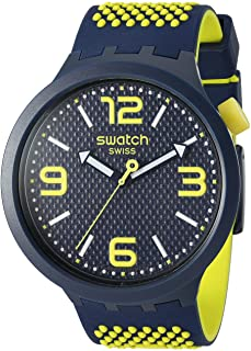 Swatch Big Bold Quartz Silicone Strap