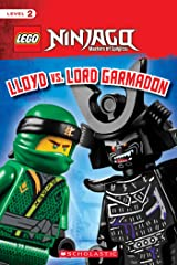 Lloyd vs. Lord Garmadon (LEGO NINJAGO: Scholastic Reader, Level 2) (LEGO Ninjago Reader Book 18) Kindle Edition