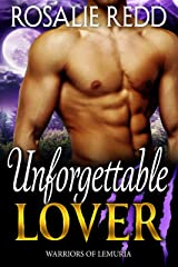 Unforgettable Lover: Prequel (Warriors of Lemuria) Kindle Edition