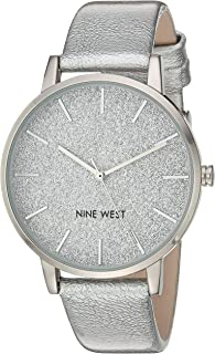 Nine West NW1959SVSV Reloj de Diseñador para Mujer