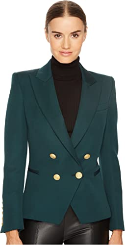 Pierre Balmain - Gold Embellished Hunter Blazer