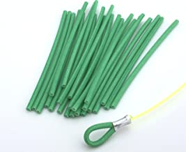 Chafing Tubing Coated Polyester Braid Loop Protectors 4