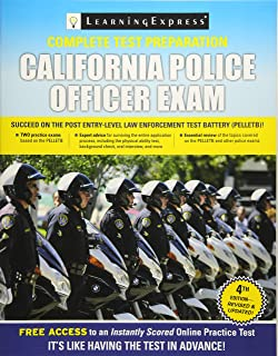 Best california police test Reviews
