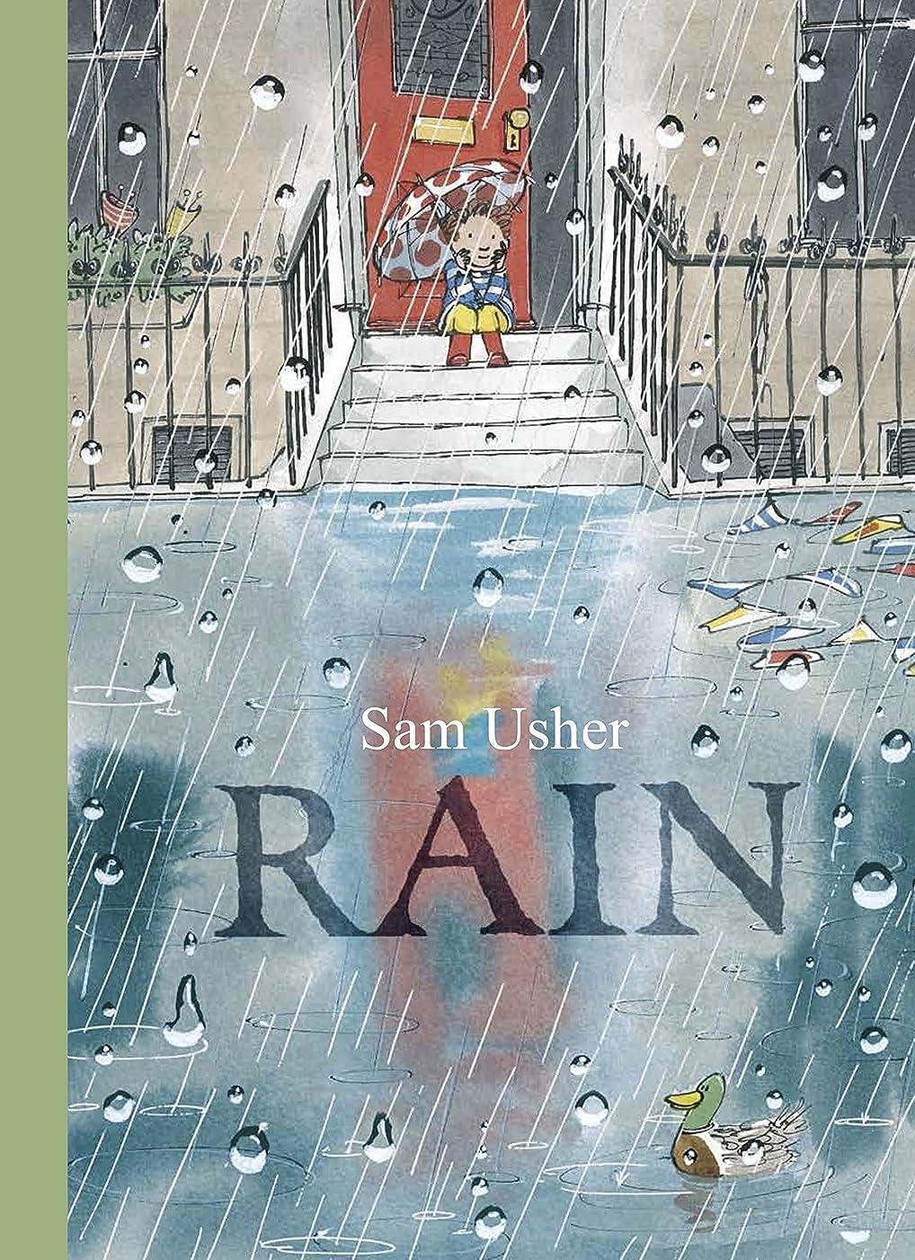 親密な確かな路面電車Rain (English Edition)