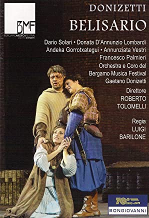 Donizetti: Belisario (All-regions