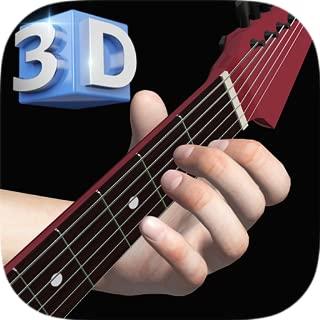 Basic Guitar Chords 3D