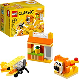LEGO Classic Orange Creativity Box 10709 Building Kit