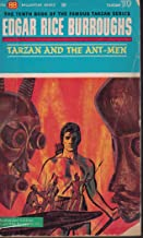 Tarzan And The Ant Men #10