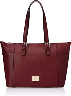 Van Heusen Women's Tote Bag (Burgundy)
