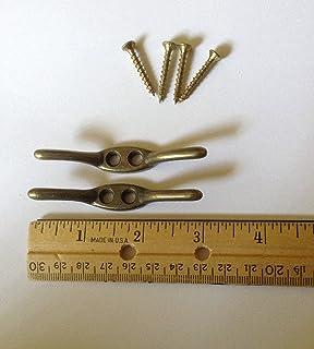 7.62 厘米绳索夹 - 古铜色(1 对)