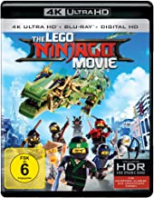 The Lego Ninjago Movie 4K, 1 UHD-Blu-ray