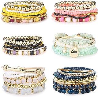 B5509BH Adjustable Blue Braided Bracelet Wide Bracelet Boho Bracelet Gold Chain Bracelet Gift For Her Handmade Knotted Bracelet