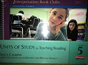 Best heinemann lucy calkins units of study reading Reviews