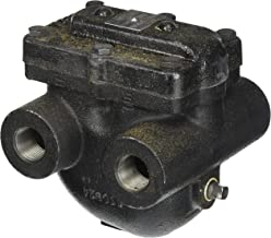 hoffman float and thermostatic steam trap