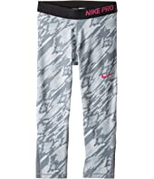 Nike Kids - Pro Cool Printed Training Capri (Little Kids/Big Kids)