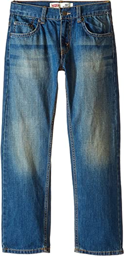 Levi's® Kids - 505™ Regular Jeans (Big Kids)